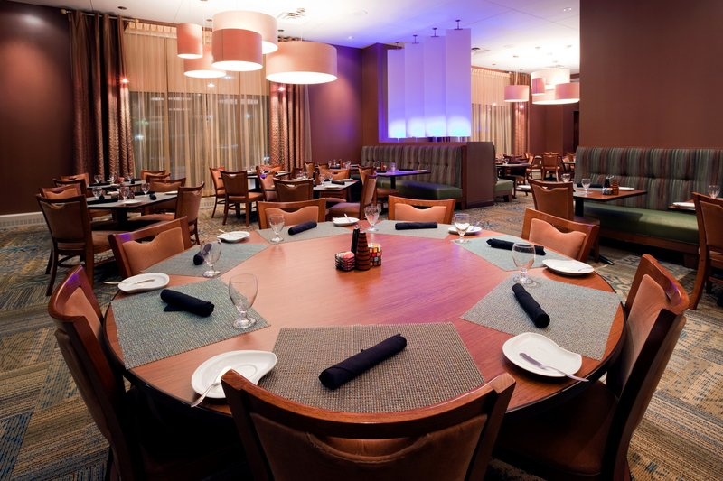 Crowne Plaza Milwaukee West-Gather, Dine and Celebrate at Innovation Restaurant<br/>Image from Leonardo
