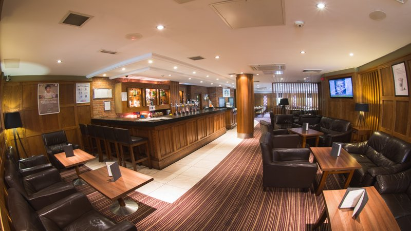 Holiday Inn Nottingham-Eaton's Bar - with bar menu and serves Starbucks<br/>Image from Leonardo
