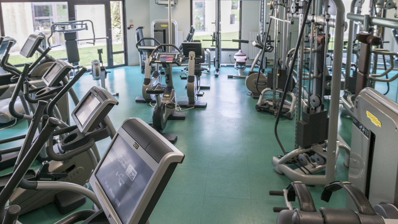 Holiday Inn Calais - Coquelles-Relax with your family during your stay in our fitness center<br/>Image from Leonardo