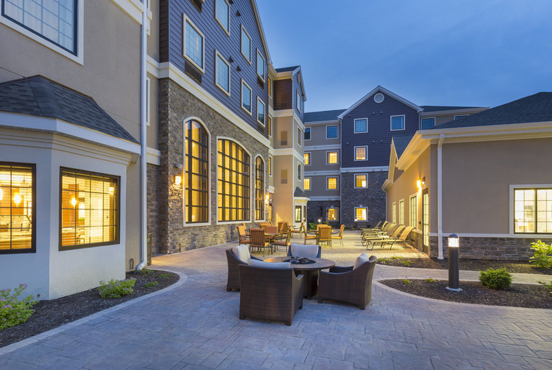 Staybridge Suites Canton-We hope you get a chance to enjoy our wonderful guest patio!<br/>Image from Leonardo