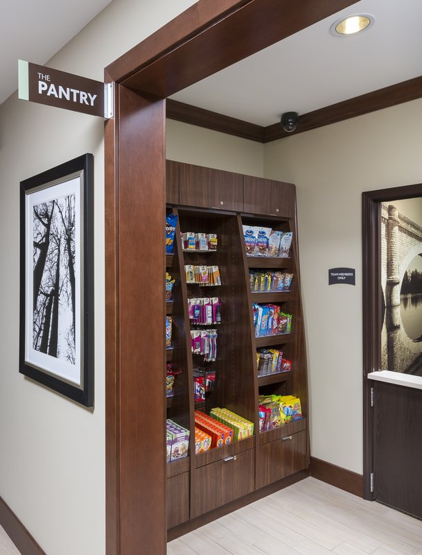 Staybridge Suites Canton-Need a quick bite? Stop by our Pantry for a snack!<br/>Image from Leonardo