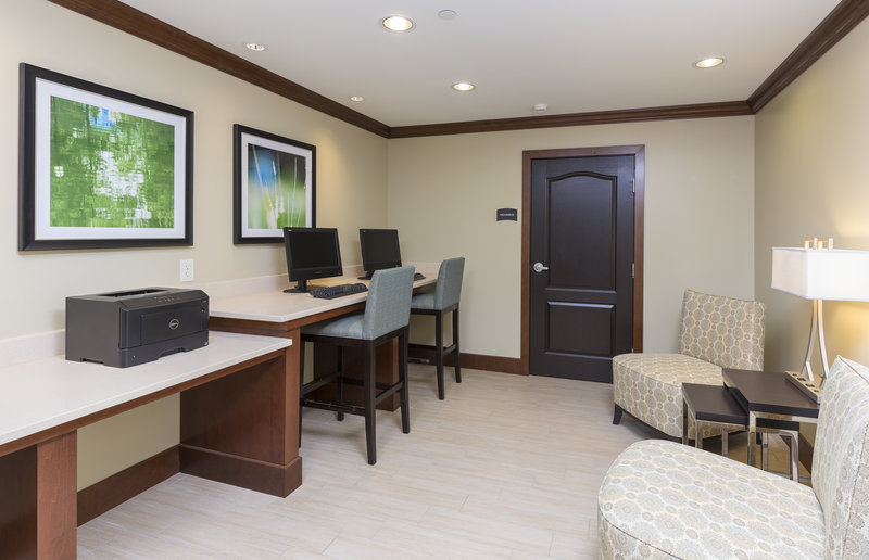 Staybridge Suites Canton-Our Business Center is here for your computer and printing needs.<br/>Image from Leonardo