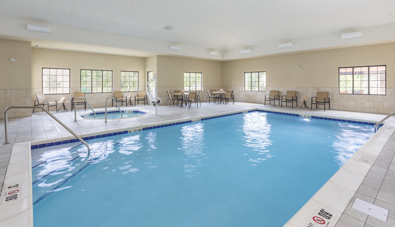Staybridge Suites Canton-Cool off in our swimming pool or relax in our hot tub.<br/>Image from Leonardo