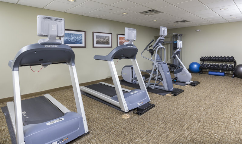 Staybridge Suites Canton-Stay in shape even on the road in our fitness center.<br/>Image from Leonardo