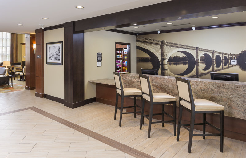 Staybridge Suites Canton-Our front desk staff is excited to welcome you!<br/>Image from Leonardo