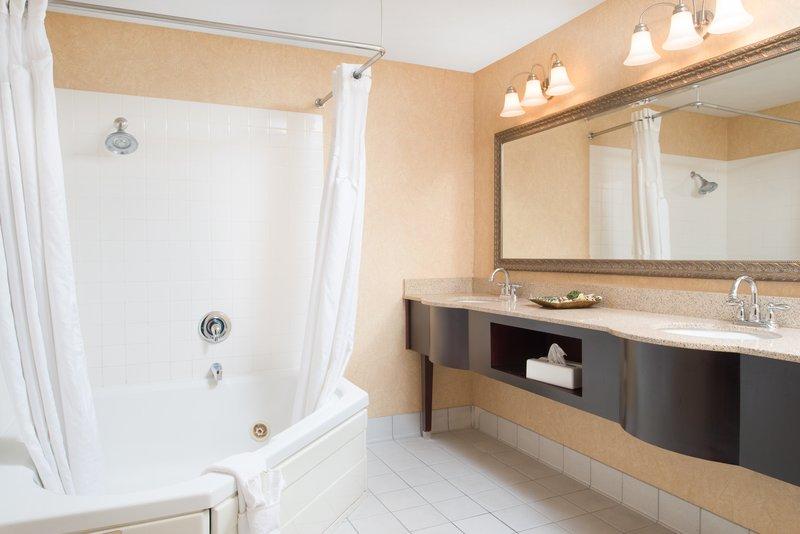Holiday Inn Express Wenatchee-Guest Bathroom<br/>Image from Leonardo