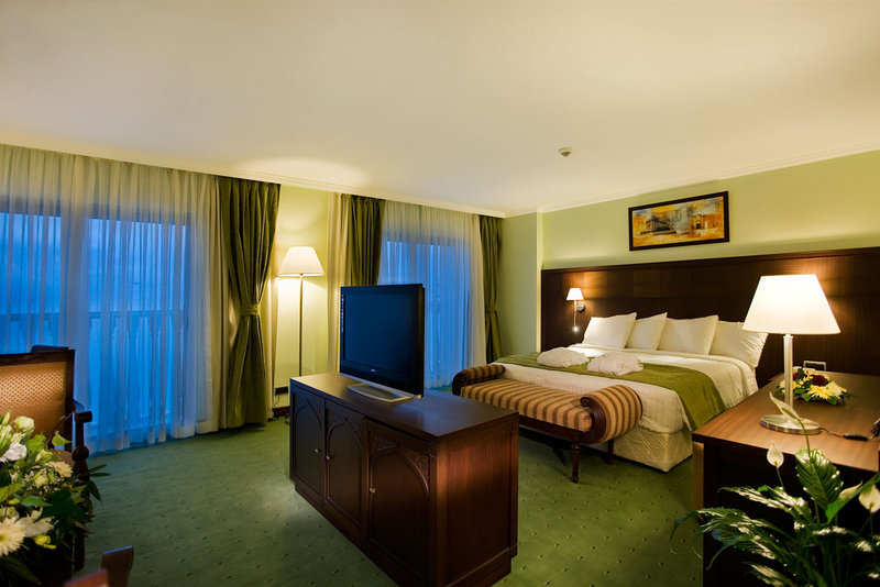 Crowne Plaza Antalya-King Bed Junior Suite<br/>Image from Leonardo