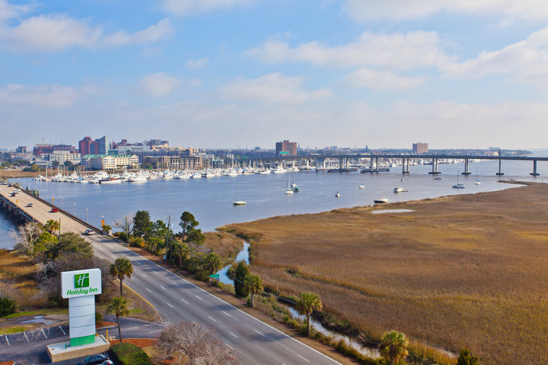 Holiday Inn Charleston-Riverview-Panoramic views of West Ashley<br/>Image from Leonardo