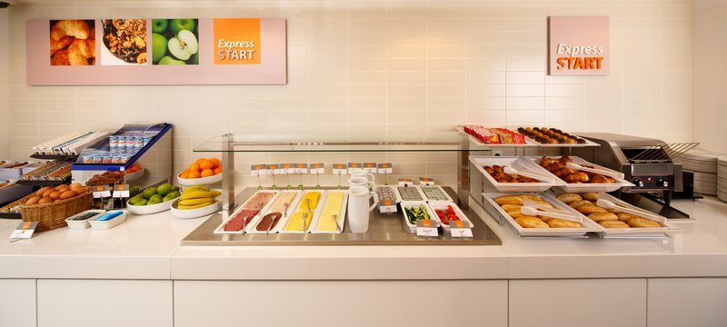 Holiday Inn Express Arnhem-Browse our delicious Breakfast Buffet<br/>Image from Leonardo