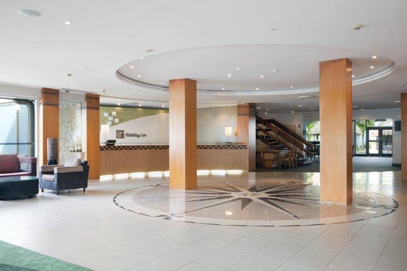 Holiday Inn Suva-Entrance<br/>Image from Leonardo