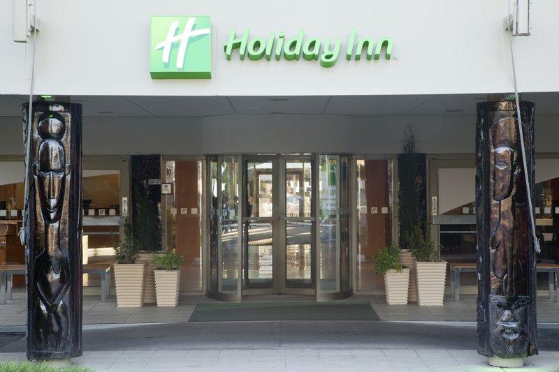 Holiday Inn Suva-Exterior Feature<br/>Image from Leonardo