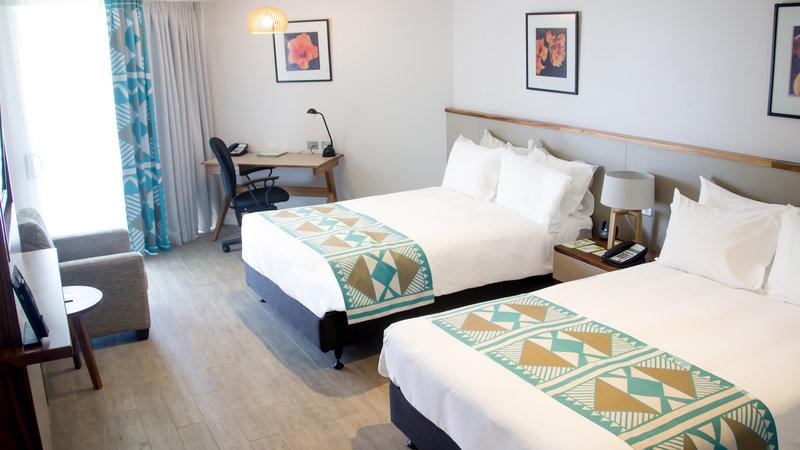 Holiday Inn Suva-Twin Room<br/>Image from Leonardo