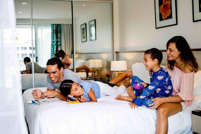 Holiday Inn Suva-Guest Room<br/>Image from Leonardo