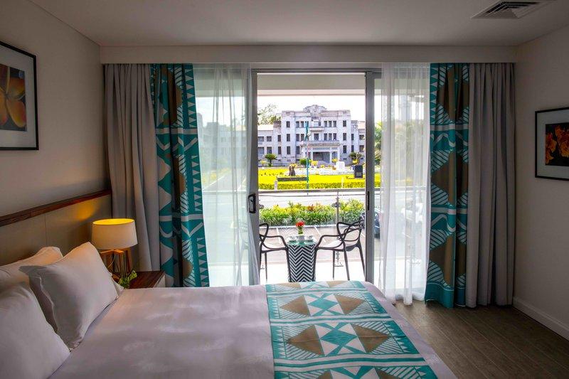 Holiday Inn Suva-King Bed Guest Room<br/>Image from Leonardo