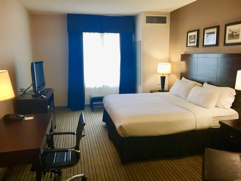 Holiday Inn Louisville Airport - Fair/Expo-King room<br/>Image from Leonardo