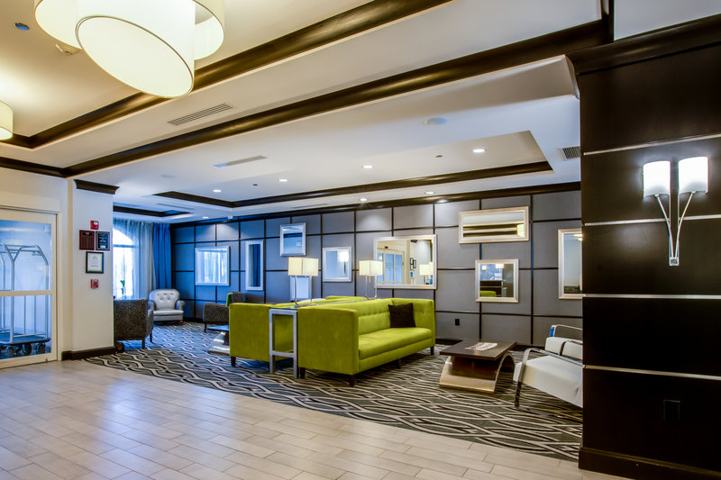 Holiday Inn Express Hotel & Suites Charleston Apt-Conv Ctr-Lobby Lounge<br/>Image from Leonardo