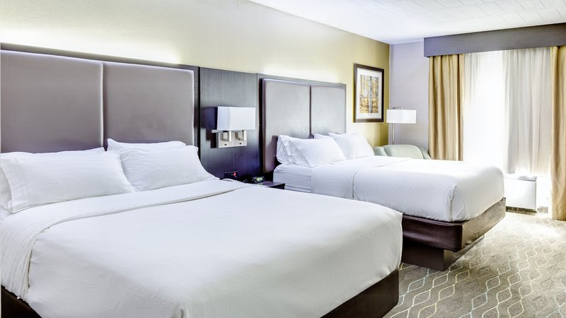 Holiday Inn Sudbury-Our Spacious 2 Queen Room Is Perfect For a Family Stay<br/>Image from Leonardo
