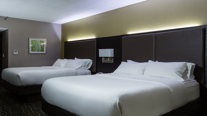 Holiday Inn Sudbury-All Of Our Newly Designed Guest Rooms Include Parking and WiFi<br/>Image from Leonardo