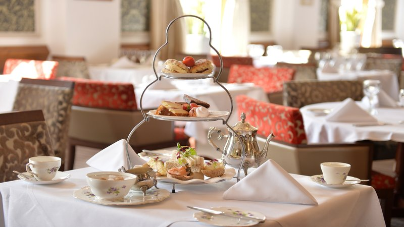 Holiday Inn Sheffield-Ask our front desk team about the latest Afternoon Tea offers<br/>Image from Leonardo