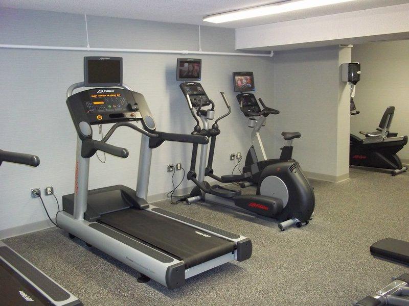 Holiday Inn Mansfield-Foxboro Area-Fitness Center at Holiday Inn Mansfield-Foxboro<br/>Image from Leonardo
