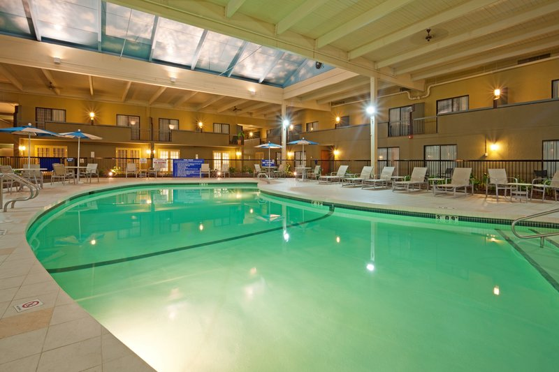 Holiday Inn Mansfield-Foxboro Area-Relax in our Salt water swimming pool<br/>Image from Leonardo