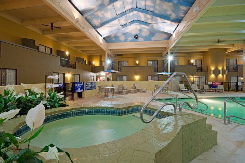Holiday Inn Mansfield-Foxboro Area-Rejuvenate in our Salt Water Whirlpool<br/>Image from Leonardo