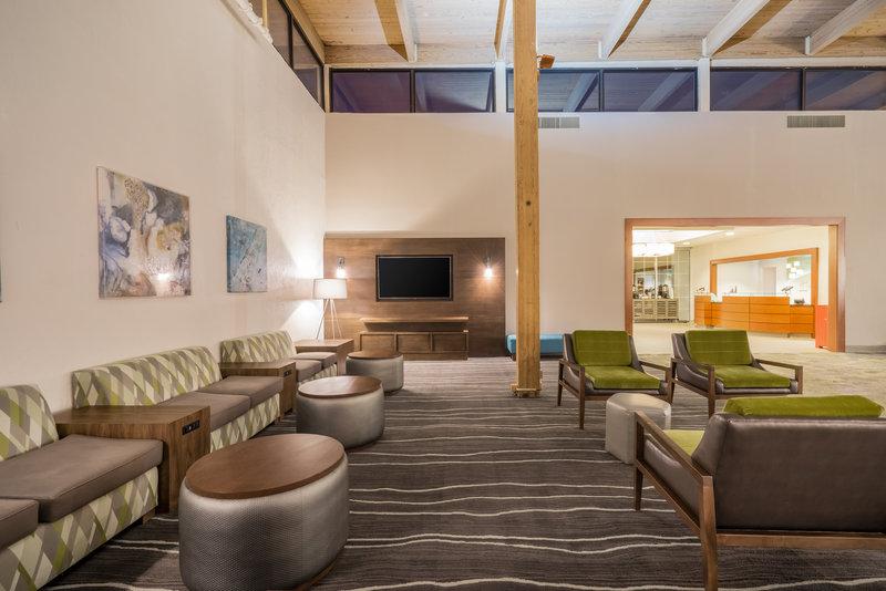 Holiday Inn Mansfield-Foxboro Area-Hotel Lobby at Holiday Inn Mansfield-Foxboro<br/>Image from Leonardo