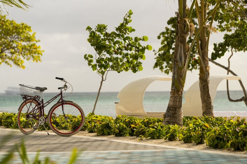 Kimpton Seafire Resort & Spa-Complimentary Bikes Available for Guests<br/>Image from Leonardo