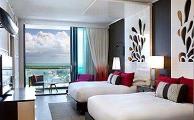 Kimpton Seafire Resort & Spa-Queen Queen Bedroom<br/>Image from Leonardo