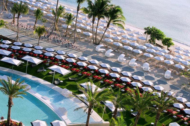 Kimpton Seafire Resort & Spa-Swimming Pool + Beach Front <br/>Image from Leonardo