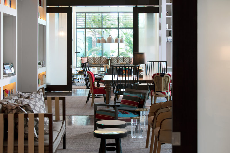 Kimpton Seafire Resort & Spa-Hotel Lobby<br/>Image from Leonardo