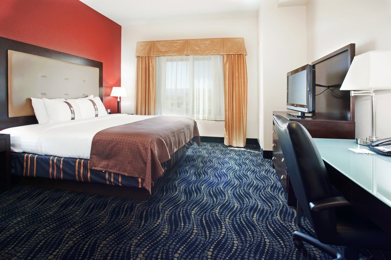 Holiday Inn Hotel & Suites Grand Junction-Airport-King rooms offer plenty of space to relax in Grand Junction.<br/>Image from Leonardo