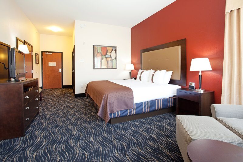 Holiday Inn Hotel & Suites Grand Junction-Airport-King Bed Guest Room<br/>Image from Leonardo