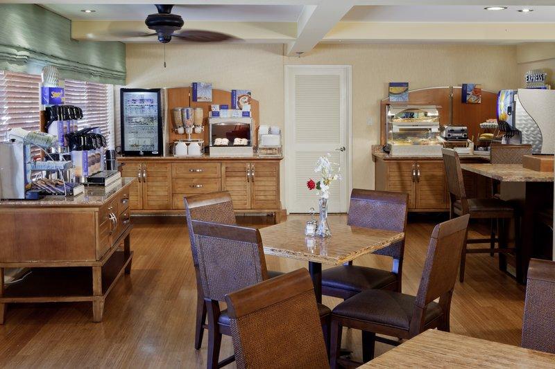 Holiday Inn Express & Suites La Jolla - Beach Area-Breakfast Area<br/>Image from Leonardo