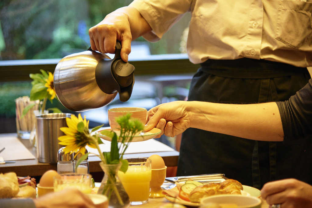 Holiday Inn Brussels - Schuman-Delicious coffee to start your day<br/>Image from Leonardo