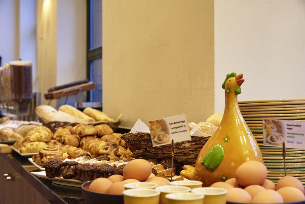 Holiday Inn Brussels - Schuman-Breakfast buffet<br/>Image from Leonardo