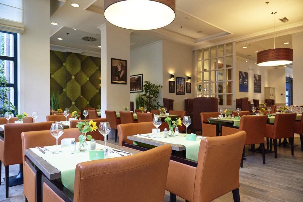 Holiday Inn Brussels - Schuman-Brasserie of Holiday Inn Brussels Schuman<br/>Image from Leonardo