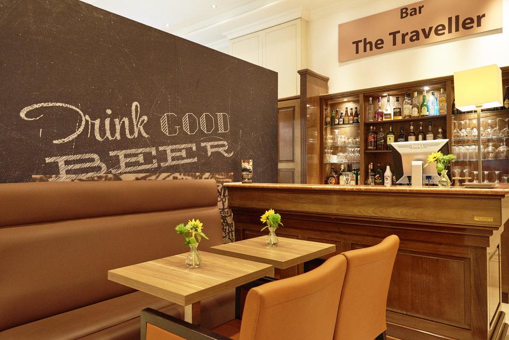 Holiday Inn Brussels - Schuman-Bar The Traveller<br/>Image from Leonardo