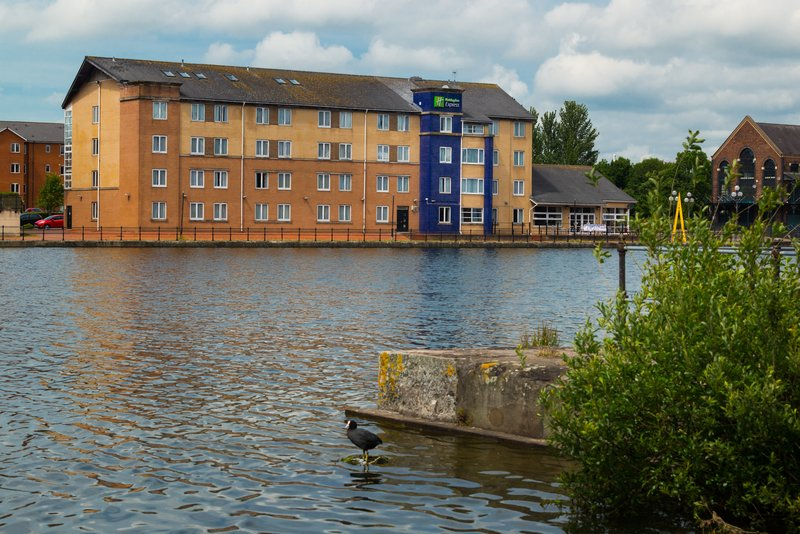 Holiday Inn Express Cardiff Bay-Overlooking the Wharf<br/>Image from Leonardo