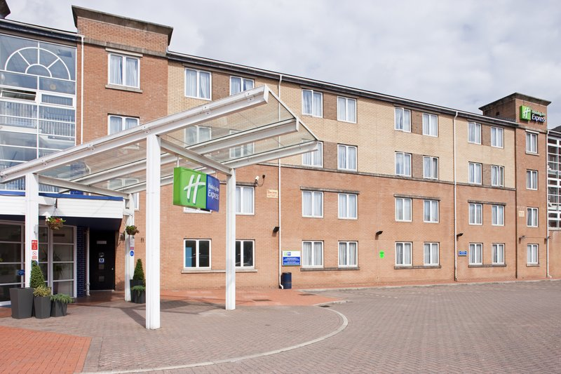 Holiday Inn Express Cardiff Bay-Welcome to the Holiday Inn Express Cardiff Bay<br/>Image from Leonardo