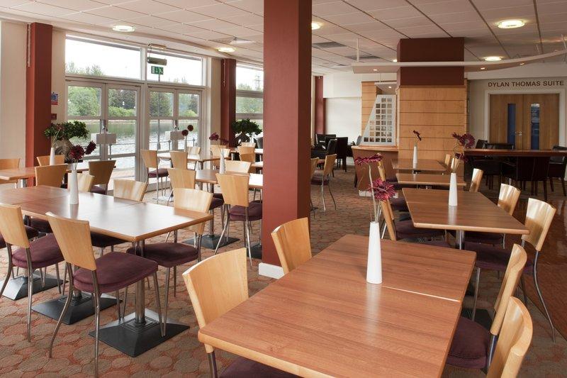 Holiday Inn Express Cardiff Bay-Breakfast Area<br/>Image from Leonardo