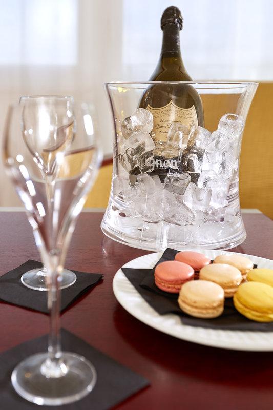 Crowne Plaza Paris - Charles de Gaulle-Our best Dom Pérignon Champagne selection.<br/>Image from Leonardo