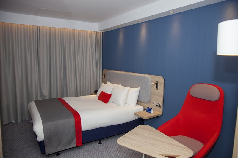 Holiday Inn Express Cardiff Bay-Newly refurbished nonsmoking with free Wi-Fi and breakfast<br/>Image from Leonardo