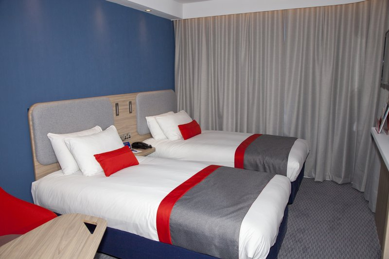 Holiday Inn Express Cardiff Bay-Perfect for friends to share! Free wifi and breakfast included<br/>Image from Leonardo