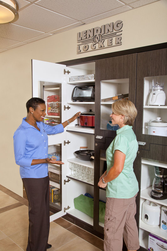 Candlewood Suites Santa Maria-Crock pot to board games, our Lending Locker is always available<br/>Image from Leonardo