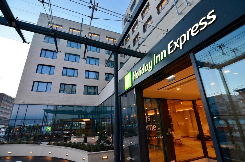 Holiday Inn Express Paris - CDG Airport-Hotel Exterior<br/>Image from Leonardo