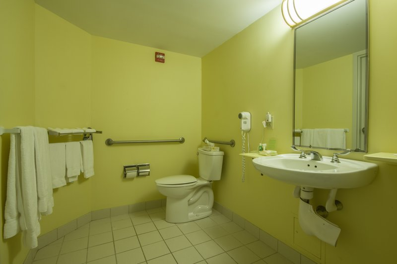 Holiday Inn St. John's Conference Centre-accessible washrooms<br/>Image from Leonardo