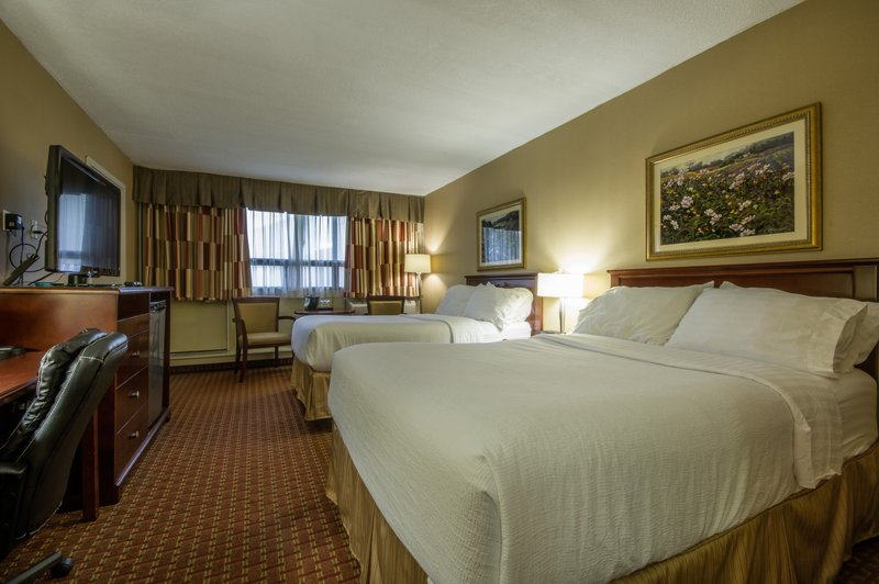Holiday Inn St. John's Conference Centre-standard two bedded room<br/>Image from Leonardo