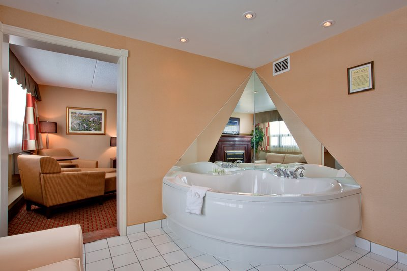 Holiday Inn St. John's Conference Centre-Jacuzzi Suite<br/>Image from Leonardo