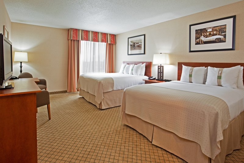 Holiday Inn Ft. Wayne-IPFW & Coliseum-Double  Queen Bed Guest Room<br/>Image from Leonardo